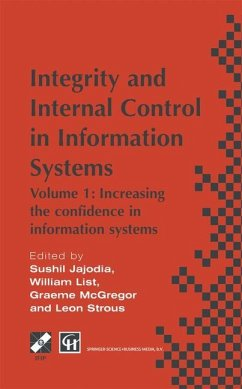 Integrity and Internal Control in Information Systems