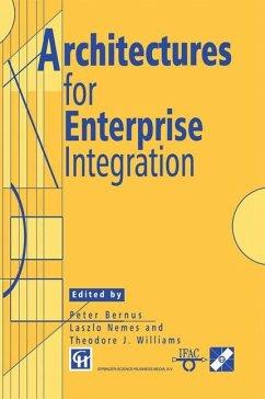 Architectures for Enterprise Integration