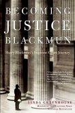 Becoming Justice Blackmun (eBook, ePUB)