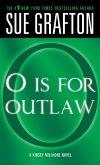 """O"" is for Outlaw (eBook, ePUB)"