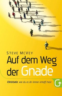 Auf dem Weg der Gnade (eBook, ePUB) - McVey, Steve