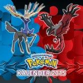 Pokémon Wandkalender 2015