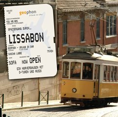Spaziergang durch Lissabon, 1 Audio-CD - Lübbe, Sascha