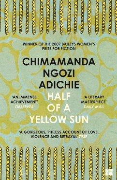 Half of a Yellow Sun (eBook, ePUB) - Ngozi Adichie, Chimamanda