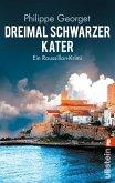 Dreimal schwarzer Kater / Inspecteur Sebag Bd.1 (eBook, ePUB)