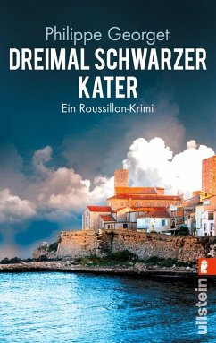 Dreimal schwarzer Kater / Inspecteur Sebag Bd.1