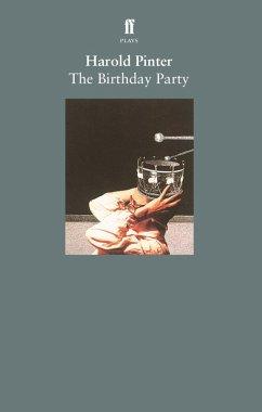 The Birthday Party (eBook, ePUB) - Pinter, Harold