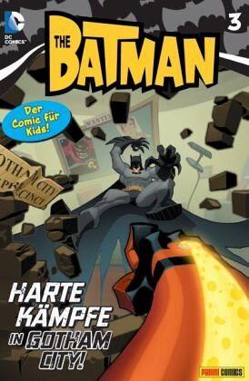 Buch-Reihe Batman TV-Comic