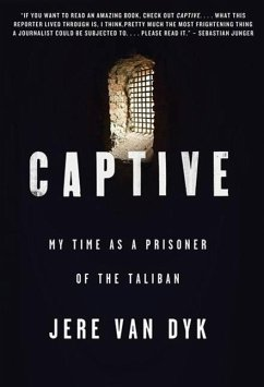 Captive (eBook, ePUB) - Dyk, Jere van