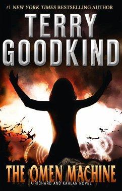 The Omen Machine (A Richard and Kahlan novel) (eBook, ePUB) - Goodkind, Terry