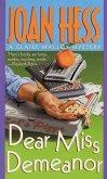 Dear Miss Demeanor (eBook, ePUB)