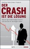 Der Crash ist die Lösung (eBook, ePUB)