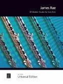 40 Modern Studies, für Flöte