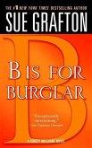 """""""B"""" is for Burglar (eBook, ePUB)"""