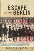 Escape from Berlin (eBook, ePUB)