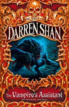 The Vampires Assistant (The Saga of Darren Shan, Book 2)