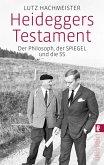 Heideggers Testament (eBook, ePUB)