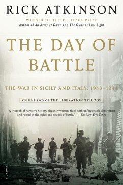 The Day of Battle (eBook, ePUB) - Atkinson, Rick