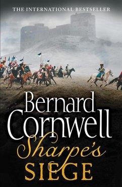 Sharpe's Siege: The Winter Campaign, 1814 (The Sharpe Series, Book 18) (eBook, ePUB) - Cornwell, Bernard