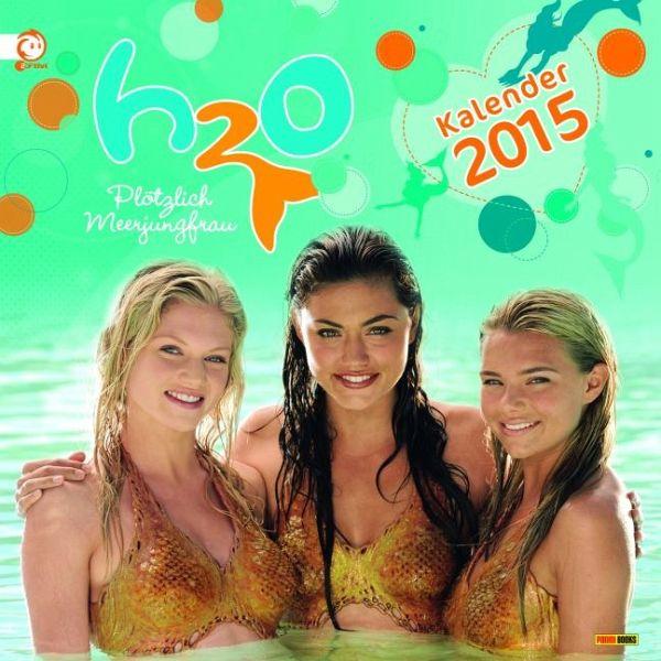 H2O - Plötzlich Meerjungfrau Wandkalender 2015 - buecher.de