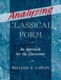 Analyzing Classical Form (eBook, PDF)