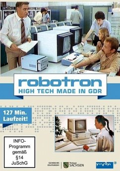 robotron - High Tech made in GDR, 1 DVD