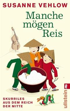 Manche mögen Reis (eBook, ePUB) - Vehlow, Susanne