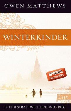 Winterkinder (eBook, ePUB) - Matthews, Owen