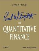 Paul Wilmott on Quantitative Finance (eBook, ePUB)