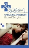 Second Thoughts (Mills & Boon Medical) (The Audley, Book 7) (eBook, ePUB)