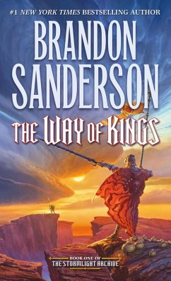 The Way of Kings (eBook, ePUB) - Sanderson, Brandon