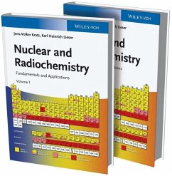 Nuclear and Radiochemistry (eBook, PDF) - Lieser, Karl Heinrich; Kratz, Jens -Volker