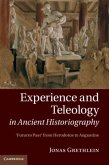 Experience and Teleology in Ancient Historiography (eBook, PDF)