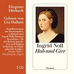 Hab und Gier, 5 Audio-CDs