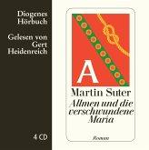Allmen und die verschwundene Maria / Johann Friedrich Allmen Bd.4, Audio-CD