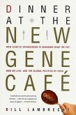 Dinner at the New Gene Café (eBook, ePUB)