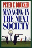 Managing in the Next Society (eBook, ePUB)