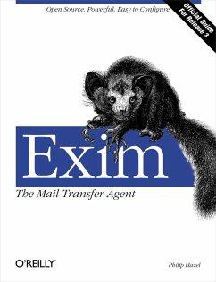 Exim: The Mail Transfer Agent (eBook, ePUB) - Hazel, Philip