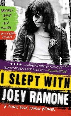 I Slept with Joey Ramone (eBook, ePUB) - Leigh, Mickey