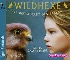 Die Botschaft des Falken / Wildhexe Bd.2 (3 Audio-CDs)