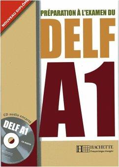 DELF A1. Livre + CD audio - Hilton, Stanley; Veltcheff, Caroline