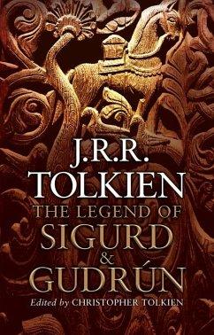 The Legend of Sigurd and Gudrún (eBook, ePUB) - Tolkien, J. R. R.