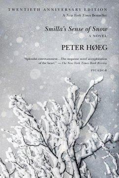 Smilla's Sense of Snow (eBook, ePUB) - Høeg, Peter