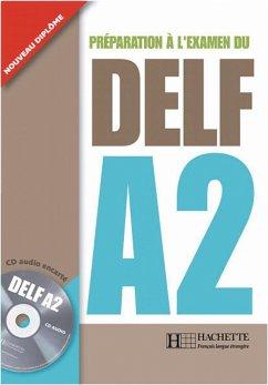 DELF A2. Livre + CD audio - Holle, Alexandre; Hirschsprung, Nathalie
