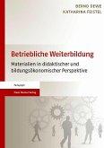 Betriebliche Weiterbildung (eBook, PDF)