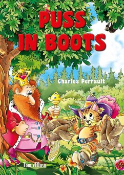 Puss in Boots Picture Book for Children. An Illustrated Classic Fairy Tale by Charles Perrault (eBook, ePUB) - Perrault, Charles
