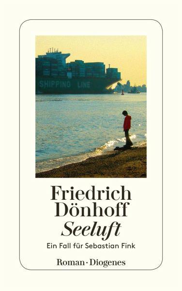 Buch-Reihe Ein Fall für Sebastian Fink von Friedrich Dönhoff