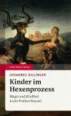 Kinder im Hexenprozess (eBook, PDF)