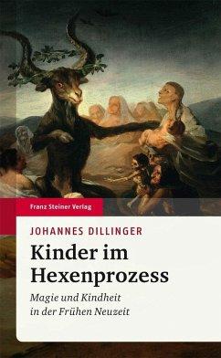 Kinder im Hexenprozess (eBook, PDF) - Dillinger, Johannes