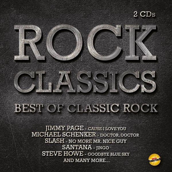 rock classicsbest of classic rock cd buecherde